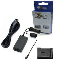 AC Power Adapter ACK-DC80  CA-PS700 & DR-80 Coupler for Powershot G1X SX40 HS
