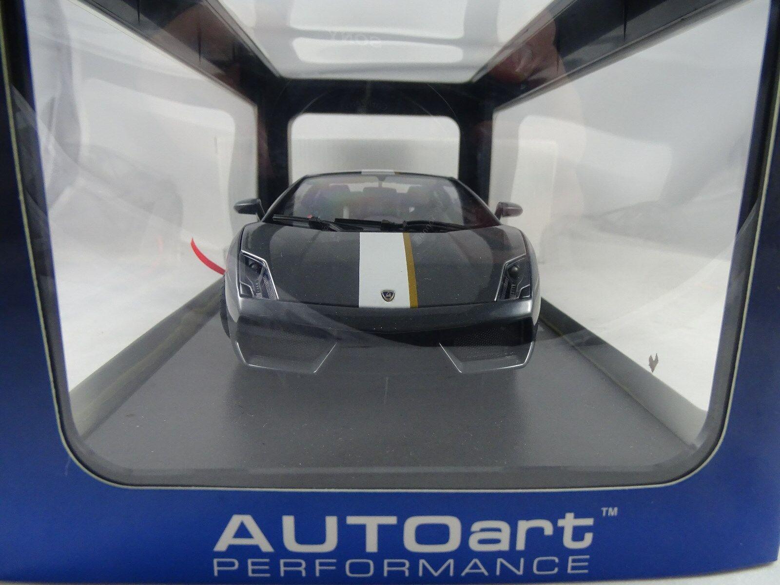 1:18 Autoart #74634 LAMBORGHINI GALLARDO lp550-2 Balboni Edition grey rarità §