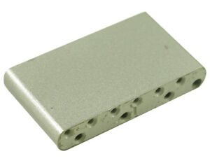 Fender-Tremolo-Steel-block-Vintage-Strat-US-Bridge-Bloc-Acier-P-N-0019473049