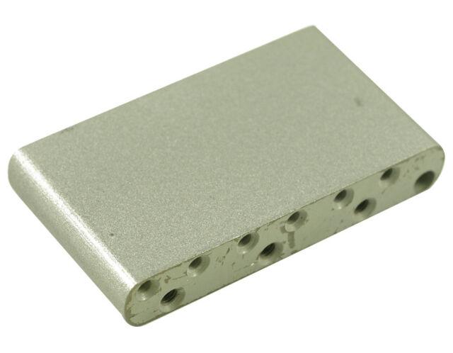 Fender Tremolo Steel block Vintage Strat US Bridge Bloc Acier P.N.0019473049