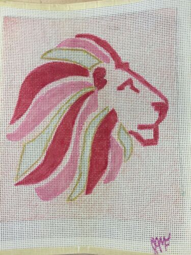 needlepoint canvas JAM I am In the Pink