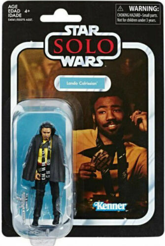 2019 Star Wars Vintage Collection VC139 Lando Calrissian MOC