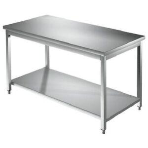 Mesa-de-160x60x85-430-de-acero-inoxidable-sobre-piernas-estanteria-restaurante-c