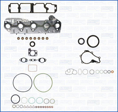 Full engine gasket set Citroen Berlingo HDi 1.6 92 DV 6 DTED 3//2011 - 9HP