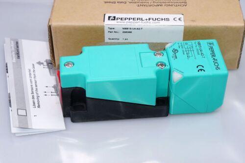 Pepperl /& Fuchs repro Capteur type nbb15-u4-a2-t 296368 NEUF