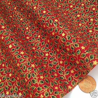 Price per 1//2 metre LITTLE BIRDS 100/% Cotton Fabric