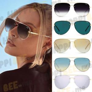 release info on new design on wholesale QUAY AUSTRALIA X DESI PERKINS High Key Rimless Sunglasses Regular ...