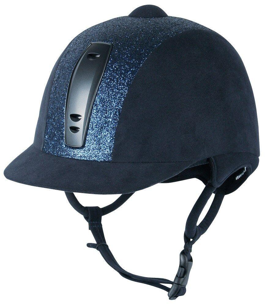-35% Sicherheits Reithelm Coolmax GLITTER CE EN1384 Größenwahl ABSSchale Farb + Größenwahl EN1384 e1d3da