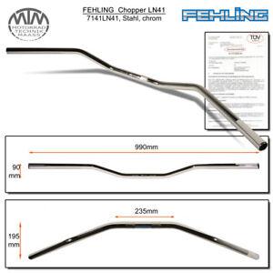 Fehling-22mm-Lenker-LN41-flach-amp-breit-chrom
