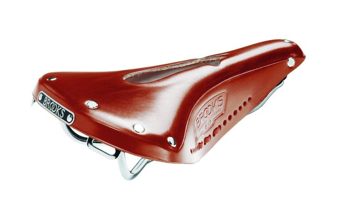 BROOKS Ledersattel Imperial B17 Standard honig,DaSie B211DILA17203