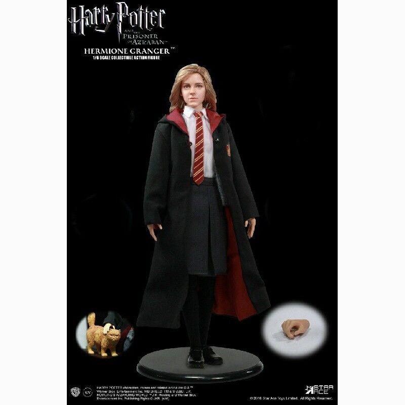 Hermione Granger adolescente versión (SA0026) escala 1 6 6 6 Figura Coleccionable 0c10d0