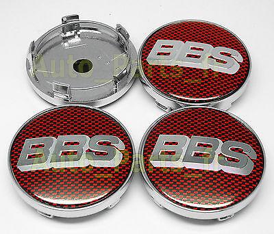 BBS 4 pi/èces 55 mm pour jantes Moyeu Couvercle Enjoliveurs autocollants avec embl/ème