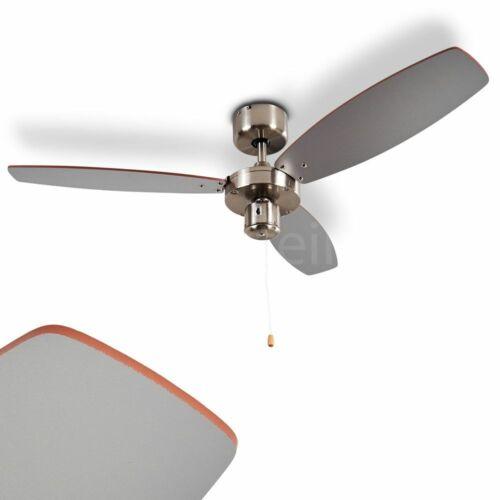 Zugschnur Decken Ventilator Retro Flur Wohn Schlaf Zimmer Raum Deckenventilator