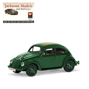 Corgi VA01209 VW Beetle Type 1-11E British Army Royal Military Police 1 43 Scale