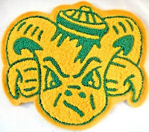Mad Face Chenille Patch