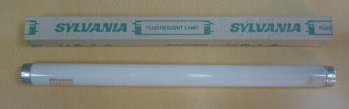 Sylvania F14w//54-765 Lumière Du Jour Lampe Fluorescente 14w 765 T8 360 X 26mm