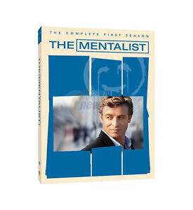 DVD-Mentalist-Complete-Season-1-First-6-DISCS-ONLY-No-Case