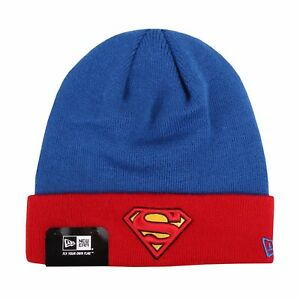 New Era Gorro Beanie de Invierno Cap Yankees Redskins Raiders Superman  Batman 6e6e301a8ac
