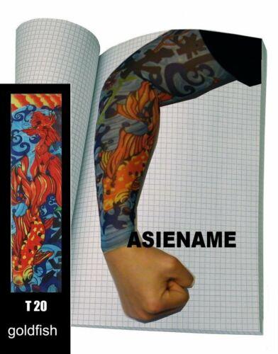 Skin Sleev Fahrradarm Armlinge Ärmel Tattooärmel winddicht atmungsaktiv T13-24