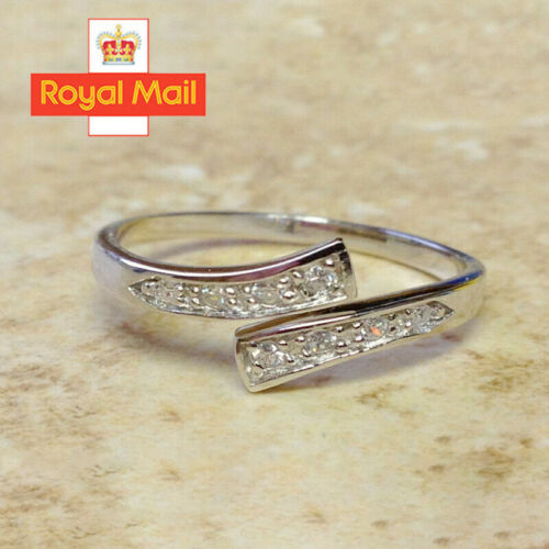 Women 925 Sterling Silver Rhinestone Adjustable Toe Ring Foot Jewelry Gifts C