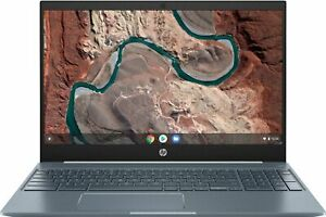 "HP - 15.6"" Touch-Screen Chromebook - Intel Core i5 - 8GB Memory - 128GB eMMC ..."