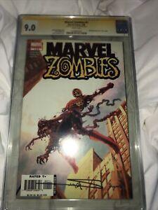Marvel-Zombies-1A-1st-Printing-CGC-9-0-Signature-Series-Signed-Arthur-Suydam