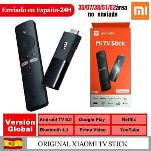 Original Xiaomi Smart Mi TV Stick EU Google Android 1080P HD Dual Fire TV Stick