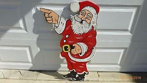 image is loading vintage christmas yard art decorations hand made wooden