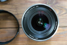 Zeiss ZEISS Distagon T 21mm f/2.8 MF ZE Lens For Canon