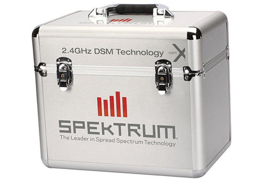 Spektrum Single Stand Up Aircraft Transmitter Case DX6I DX7S DX8 DX18 SPM6708