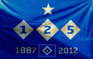Flagge Hsv