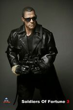 "Art Figures 1/6 Scale 12"" Soldiers of Fortune 3 Jean-Claude Van Damme AF-016"