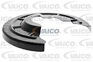 Brake Disc Splash Panel Rear VAICO Fits OPEL Astra G H GTC Twintop Tour 546435