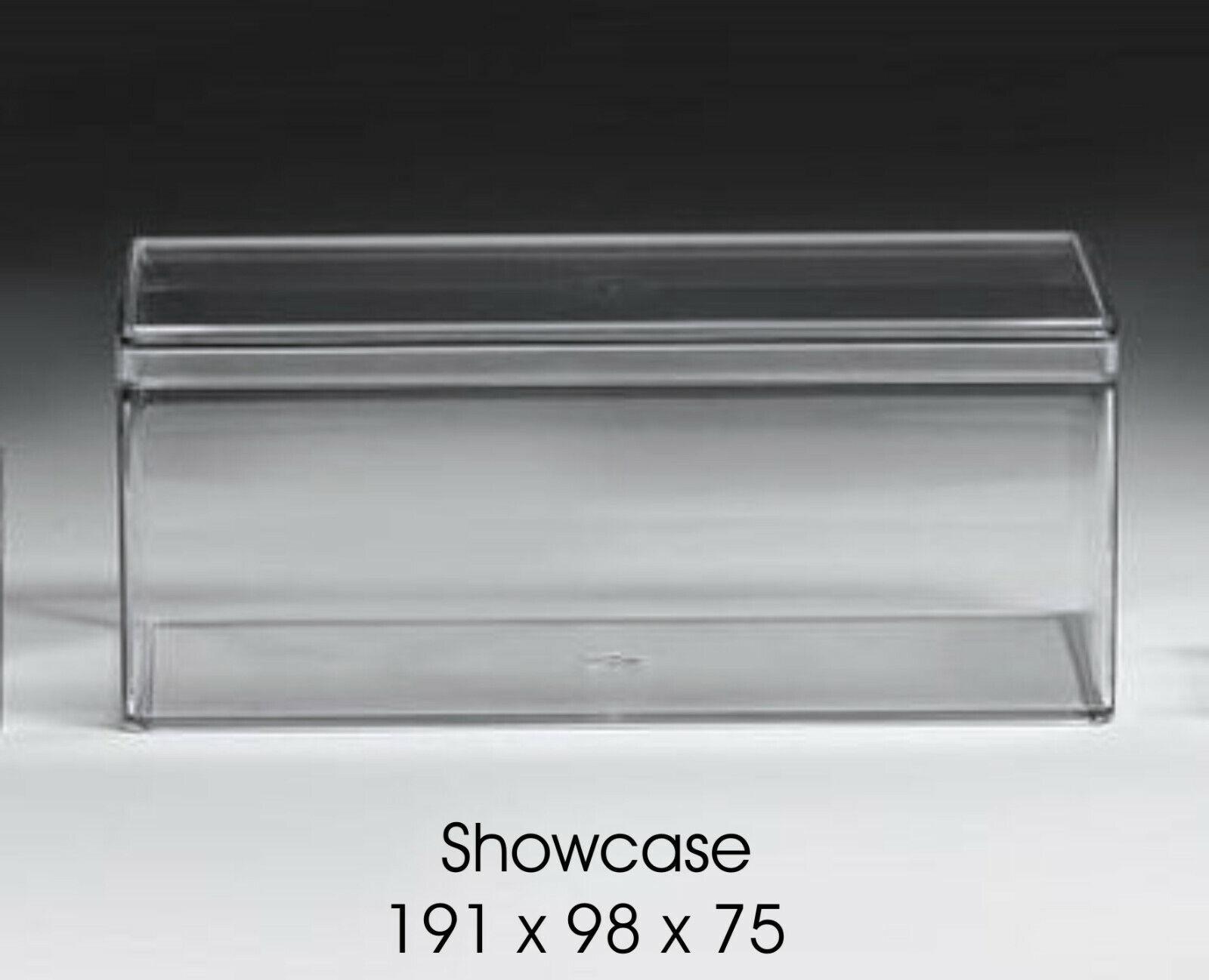 Showcase  la boîte de présentation Vitrine Acrylique 1 43 - 1 24 NEUF 42 pièce  nouveau style