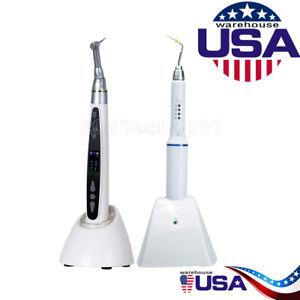 Dental-16-1-LED-Endo-Motor-Cordless-Angle-Handpiece-Obturation-Pen-System-US