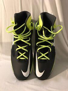 Basketballschuhe Größe 14 Herren Black Hype Nike Hohe Prime Df wffgqrYx