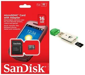 SanDisk-16GB-MicroSD-Micro-SDHC-TF-Class-4-Memory-Card-for-GoPro-Hero4-Tab-4-4s