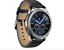 Samsung-Gear-S3-Classic-Smartwatch-SM-R770-with-Black-Band-Silver thumbnail 1
