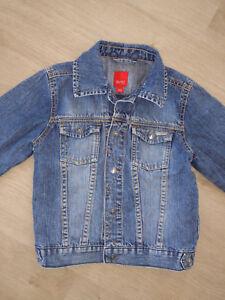buy popular 1f7a6 ba7e1 Details zu Esprit Jeansjacke blau Gr. 116/122 Top Zustand