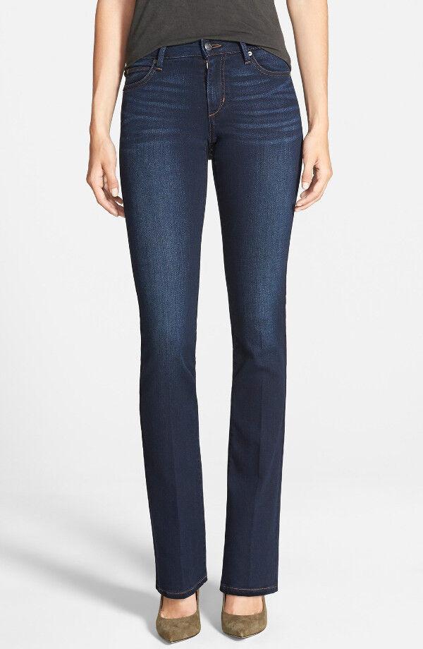 NWT Joe's Jeans Curvy Bootcut Booty Fit Stretch Jeans Size 29 Harmony Dark Honey