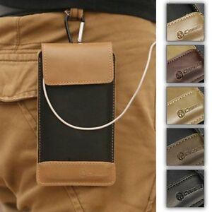 CaseMe-Cartera-De-Cuero-Funda-Clip-Cinturon-para-iPhone-5S-6-6S-PLUS