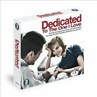 Dedicated To The One I Love by Various Artists (CD, Jan-2005, 3 Discs, Go Entertain)