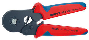Knipex-97-53-04-Self-Adjusting-Crimping-Pliers-for-End-Sleeves-ferrules-975304