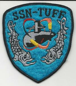 USS Silversides SSN-679 Patch Full Color