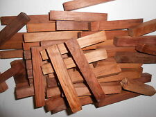 40 REAL Rosewood turning squares 3/4 x 3/4 x 5 inches long, kiln dried dalbergia