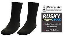 Deerhunter Rusky Socks Thermal Pair short Warm Comfortable Wellie Hunting Winter