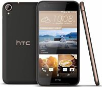 Htc Desire 830 Dual Sim Black/gold D830u (factory Unlocked) 5.5 Hd 32gb