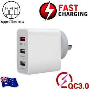 Apple-iPad-2-3-4-5-6th-Air-Mini-Pro-Fast-Charging-QC3-0-USB-Wall-Charger-Adapter