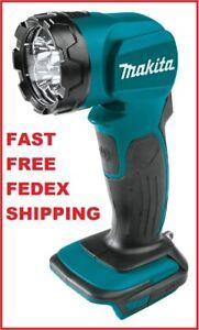 New Makita LED 18V DML815 Cordless Battery Flash Light 18 Volt LXT FREE SHIPPING