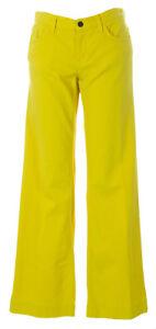 mælkebøtte Gant Kvinder Jeans Carol Flare Wide Gule Ny 410764 260 5O5Cxqwrnd